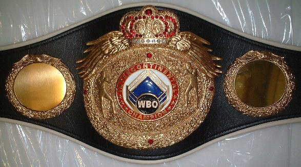 Пояс WBO intercontenental