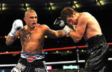 Котто - Форман (Cotto vs Foreman)