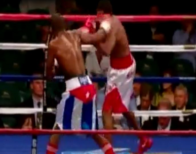 Эрисланди Лара против Крис Грей - Erislandy Lara vs Chris Gray