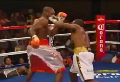 Эрисланди Лара против Пол Уильямс - Erislandy Lara vs Paul Williams