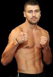 Александр Гвоздик - украинский боксер профессионал - боксерская карьера
