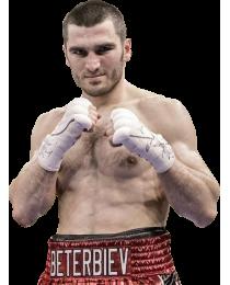 Артур Бетербиев боксерская карьера
