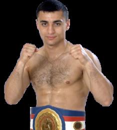Давид Аванесян боксерская карьера