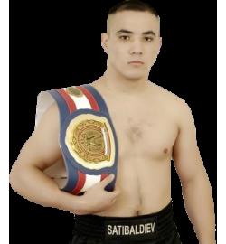 Дилмурод Сатыбалдиев боксерская карьера