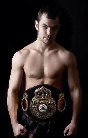Дмитрий Чудинов боксерская карьера