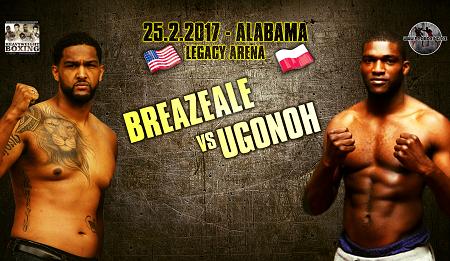 Бой Доминик Бризил против Изуагбе Угонох - Dominic Breazeale vs Izuagbe Ugonoh
