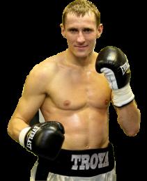 Эдуард Трояновский боксерская карьера