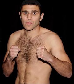 Фёдор Папазов боксерская карьера