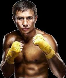 Геннадий Головкин - казахский боксер профессионал - боксерская карьера