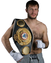 Игорь Михалкин боксерская карьера