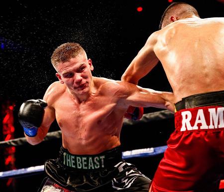 Ivan Baranchyk vs Abel Ramos