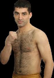 Михаил Алоян боксерская карьера