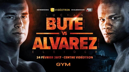 Бой Элейдер Альварес против Лучиан Буте - Eleider Alvarez vs Lucian Bute