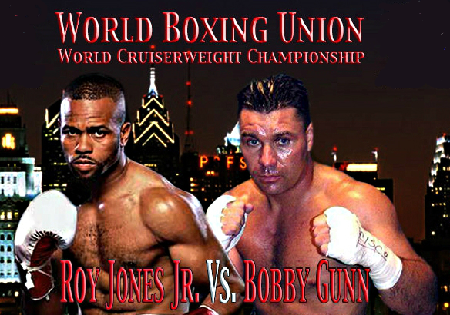 Бой Рой Джонс, мл против Бобби Ганн - Roy Jones Jr vs Bobby Gunn