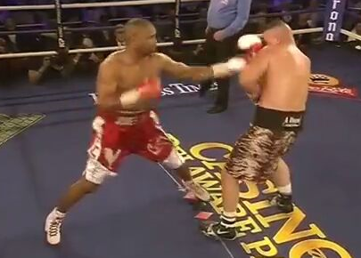 Roy Jones Jr Jr vs Bobby Gunn