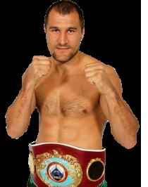 Сергей Ковалёв боксерская карьера