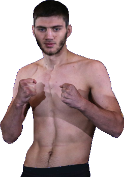 Умар Саламов боксерская карьера