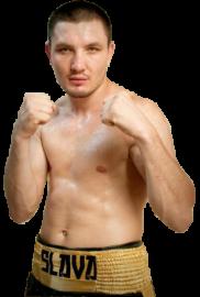 Вячеслав Шабранский - украинский боксер профессионал - боксерская карьера