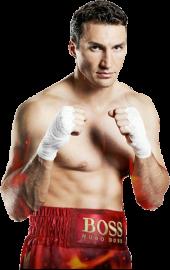 Владимир Кличко - украинский боксер профессионал - боксерская карьера