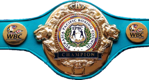 Чемпионский пояс WBC Eurasia