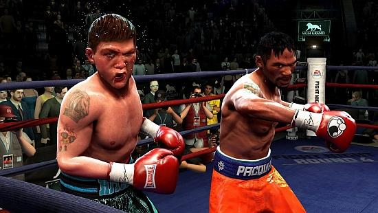Fight Night Round 4 купить видео игру