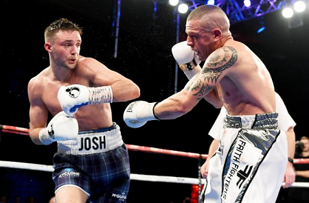Josh Taylor vs Warren Joubert