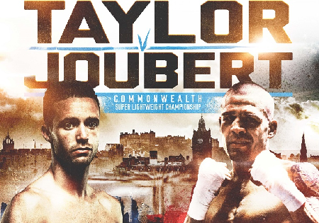 Бой Джош Тейлор против Уоррен Жубер - Josh Taylor vs Warren Joubert