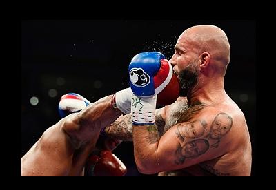 Amir Mansour vs Travis Kauffman