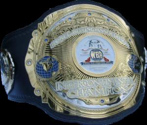 Чемпионский пояс WBA Inter-Continental