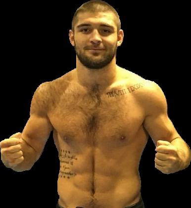 Магомед Курбанов - Magomed Kurbanov - российский боксер