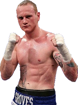 Джордж Гроувз - George Groves