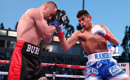 Gilberto Ramirez vs Max Bursak