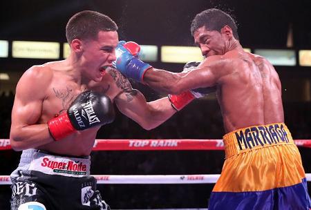 Oscar Valdez vs Miguel Marriaga