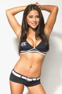Arianny Celeste - Ring Girls UFC