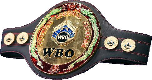 Чемпионский пояс WBO Oriental