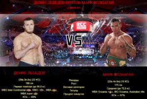 Афиша - Большое международное бойцовское шоу