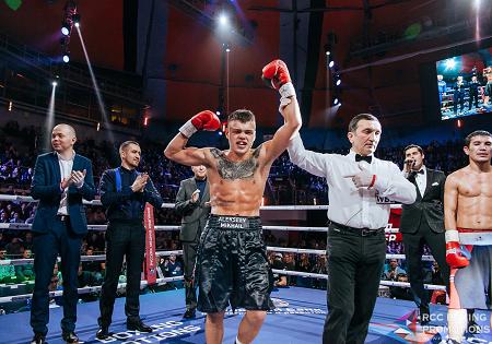 Mikhail Alexeevs vs Salvador Briseno