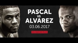 Бой Элейдер Альварес против Жан Паскаль