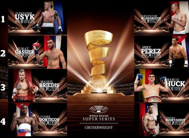 всемирная боксерская суперсерия пары