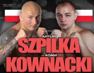 Бой Артур Шпилька против Адам Ковнацки