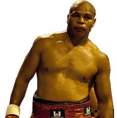 Лауделино Хосе Баруш - бразильский боксер - Laudelino Jose Barros