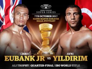 Крис Юбэнк - Авни Йылдырым - Всемирная боксерская суперсерия