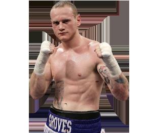 Джордж Гроувз — британский боксёр-профессионал