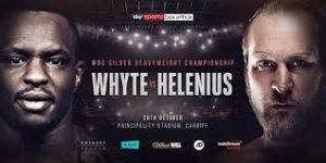 Fight Dillian Whyte vs Robert Helenius