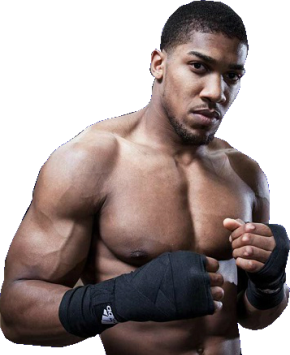 Энтони Джошуа - Anthony Joshua - британский боксер