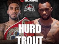 Видео боя Джарретт Хёрд – Остин Траут – Jarrett Hurd vs Austin Trout