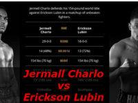 Видео боя Жермелл Чарло – Эриксон Лубин – Jermall Charlo vs Erickson Lubin
