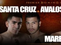 Видео боя Лео Санта Крус – Крис Авалос – Leo Santa Cruz vs Chris Avalos