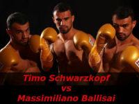 Видео боя Тимо Шварцкопф – Массимилиано Баллисаи – Timo Schwarzkopf vs Massimiliano Ballisai