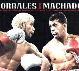 Fight Jezreel Corrales vs Gustavo Alberto Machado